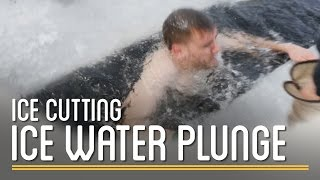 Ice Water Plunge | How to Make Everything