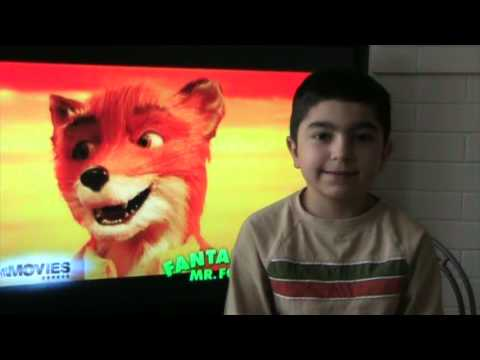 Max reviews Fantastic Mr. Fox