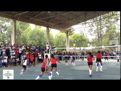 ZIMBABWE VOLLEYBALL -  MSU vs UZ