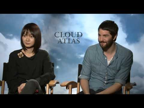 Cloud Atlas Generic Interview - Doona Bae & Jim Sturgess