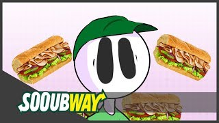 Sooubway work stories .FT theodd1sout (not really)