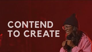 Contend to Create (Spoken Word) | Live at Salt Conference 2019