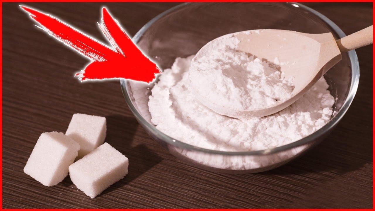 Как сахарную пудру сделать в домашних условиях