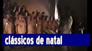 CORAL KERYGMA COM MAESTRO ROBINHO CANTAM TRÊS CLÁSSICOS DE NATAL - 22/12/1991