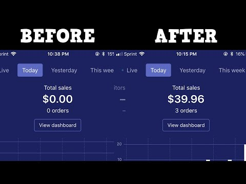 [LIVE] SHOPIFY CHALLENGE: NEW STORE FIRST SALES | STEP BY STEP DROPSHIPPING TUTORIAL