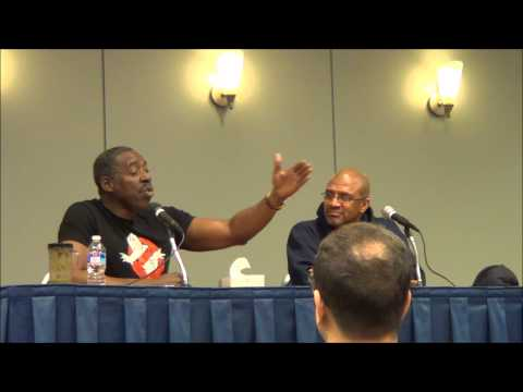 Ernie Hudson AwesomeCon DC 04-21-13 Full show