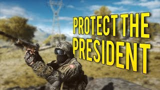Protect the President #1 - The Most Intense, Heart Racing Game EVER!!!