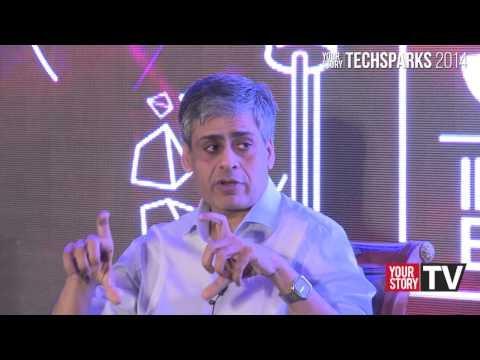 Lokvir kapoor CEO Pine Labs at TechSparks 2014 - YouTube
