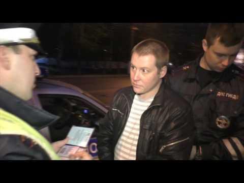 Пьяный любитель хоккея на 9, ул Московская. Место происшествия 24.05.2017