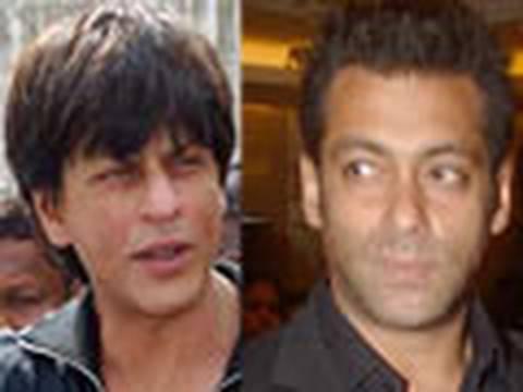 Sallu - SRK Get In Chaddis!
