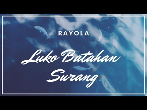 Download Rayola Vol 7 Lagu Pop Minang • Luko Batahan Surang