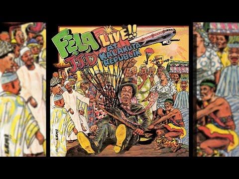 Fela Kuti - J j d johnny just drop