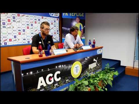 Tisková konference po utkání s Duklou (5.8.2017)