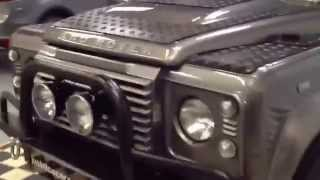2008 (08) Land Rover Defender 2.4 TDCi 110 XS Station Wagon (Sorry Now Sold)