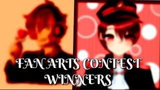 Fan Art Contest Winners