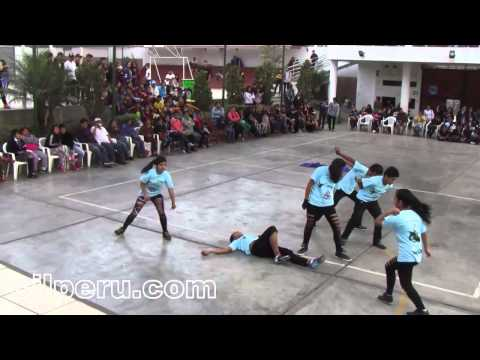 Juegos Florales Escolares 2014, Hip Hop, Ugel 05, (23 28) video