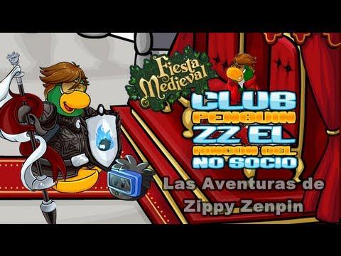 Las Aventuras de Zippy Zenpin - Fiesta Medieval 2013 (Parte 1)