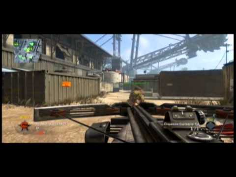 Black Ops | Sick No Scope With CrossBow