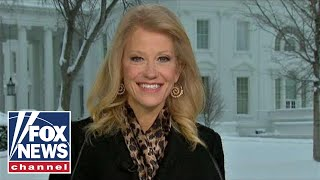 Conway on Russia reports, Dems vacationing during border wall battle
