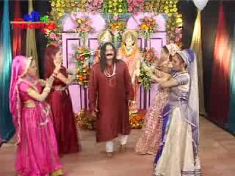 Manoj Sharma Gwalior Kajra Banke.flv video