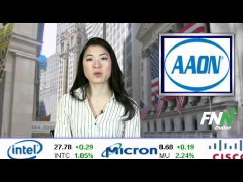 AAON Misses Estimates (AAON)