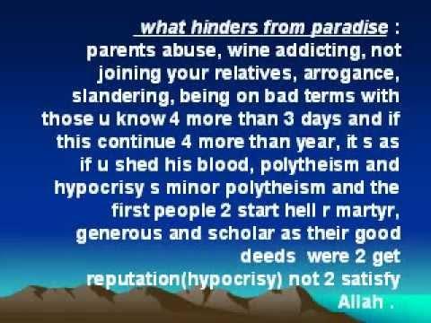 prophet mohammed varied teachings- part1