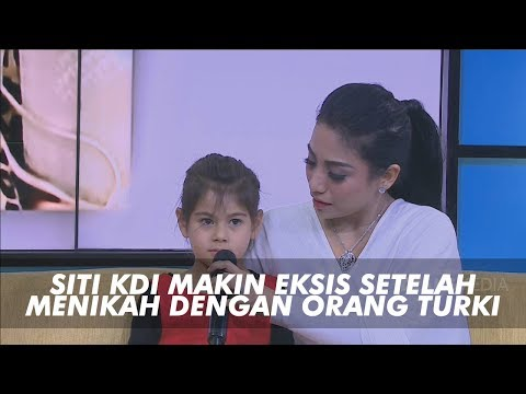Download  RUMPI - Dinikahi Pria Turki, Siti KDI Kembali Eksis di Indonesia 2/7/19 Part 2 Gratis, download lagu terbaru