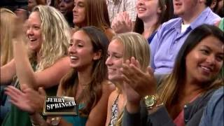 Creepers Crushed Audience Roast (The Jerry Springer Show)