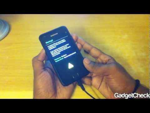 Removing Yellow Triangle on the Samsung Galaxy S2 after Rooting