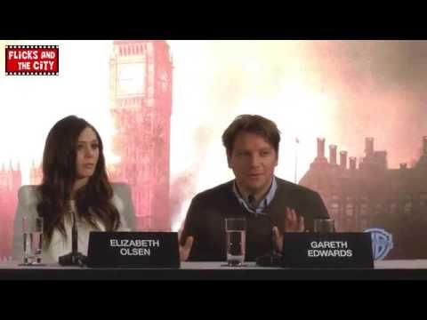 Godzilla Roar & Godzilla 60th Anniversary - Gareth Edwards