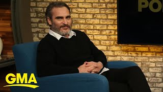 Joaquin Phoenix on the many different reactions to his Joker