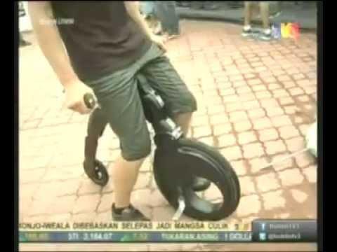 tv3 news bulletin YikeBike Malaysia.flv