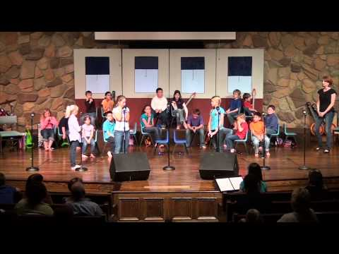 10-27-13 Pm - Children's Musical - Psalty's Salvation Celebration! video