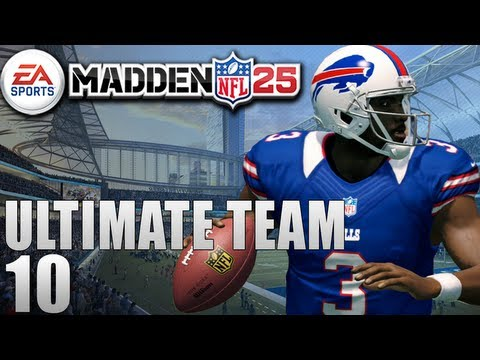 Madden 25 Ultimate Team : Breast Cancer Awareness Month Feat. E.j. Manuel Ep.10 video