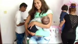 How to care and feed the baby   Cute Babies and healthy   Mom and baby tutorial videos: 73