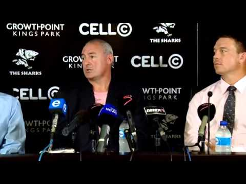 Gary Gold Media Conference 24/10/14 | Super Rugby Video Highlights