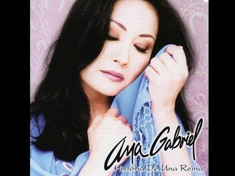 ANA GABRIEL   60 GRANDES EXITOS   MIX  sings of love!!!