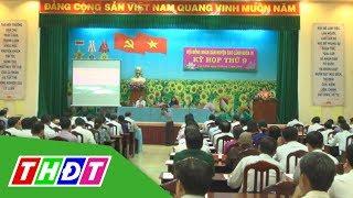 Kỳ họp lần thứ 9 HĐND huyện Cao Lãnh | THDT