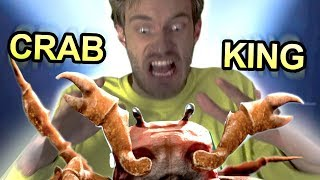 ALL HAIL CRAB KING