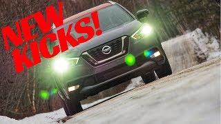 2019 Nissan Kicks SR Test Drive