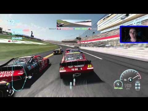 NASCAR The Game: Inside Line - Race 1/36 - Daytona 500