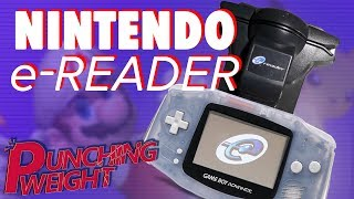 Secrets of the Nintendo GBA e-Reader | Punching Weight [SSFF]