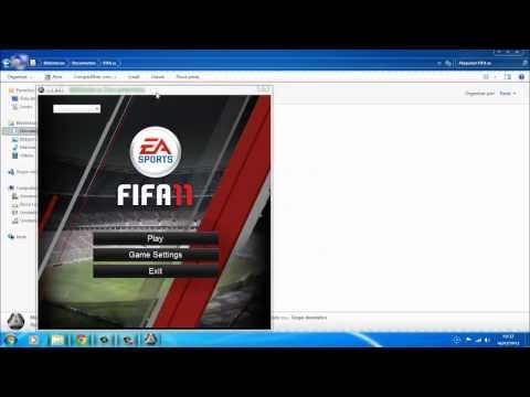 Como Configurar o Controle de PS2 Para Jogar Fifa 13 Com os Dribles
