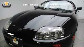 Verkaufsvideo - 1995 Toyota Supra Twin Turbo