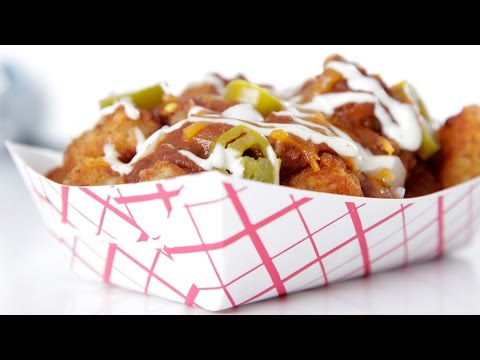 Sonic's Extreme Tater Tots Recipe | Get the Dish thumbnail