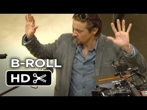 Kill the Messenger B-ROLL 2 (2014) - Jeremy Renner Crime Movie HD