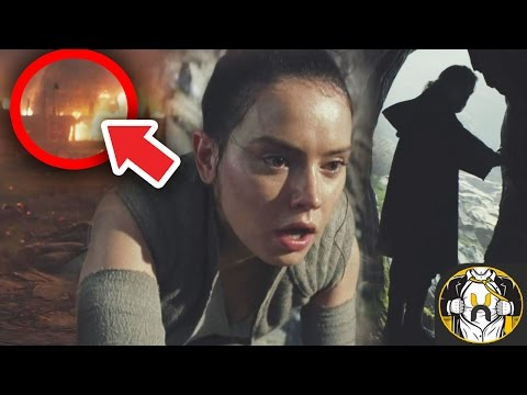 Star Wars The Last Jedi Official Teaser Breakdown & Things We Learned