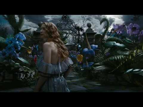 Alice in Wonderland trailer official