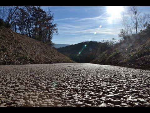 Esempi di pavimentazioni in calcestruzzo drenante Drainbeton