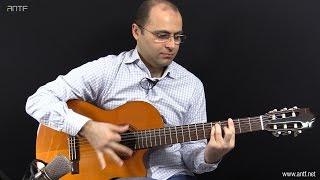 Guitar 601 - Gipsy Chords - كوردات اسبانية - بالعربية (Dr. ANTF)